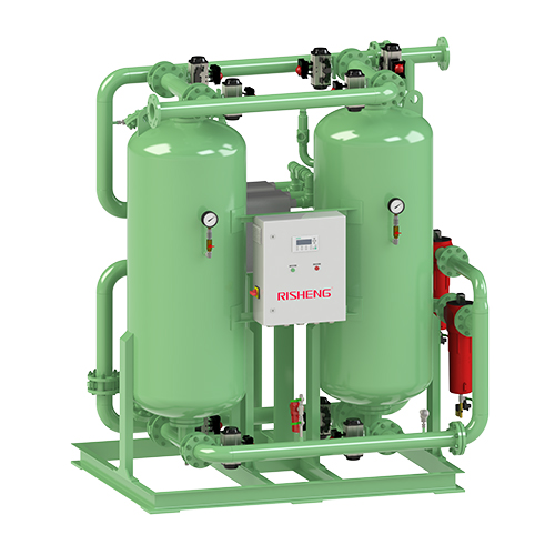 Waste heat Regeneration Compressed Air Dryer