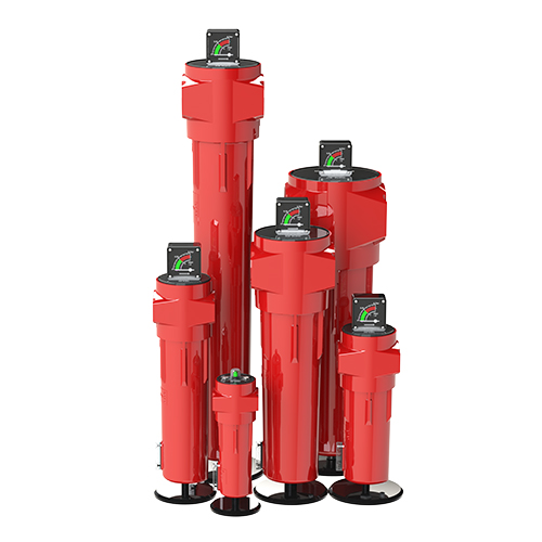 RSGシリーズ圧縮空気フィルター